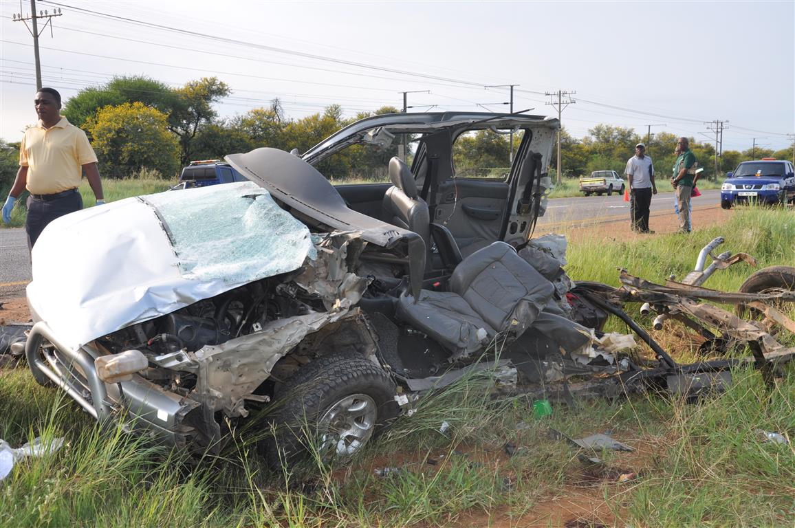 Mokopane South Africa  city photos : Police say the truck driver sustained minor injuries and a case of ...