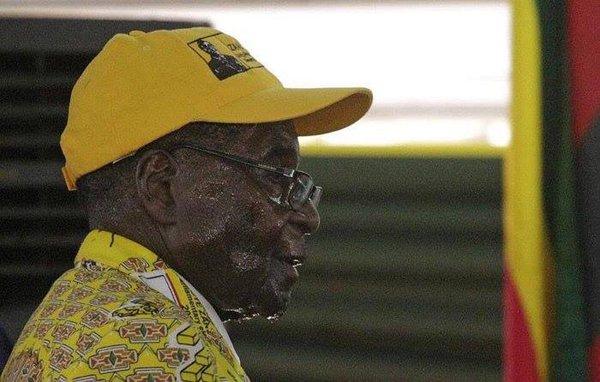 I am not dying...Mugabe
