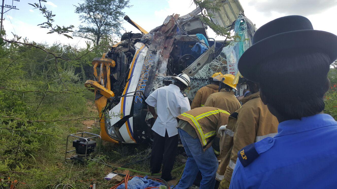 Kwekwe Accident Declared National Disaster : ZimEye