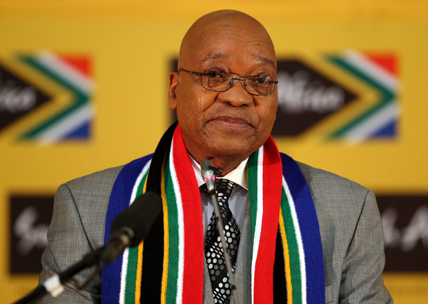 SA president Jacob Zuma could quit within days