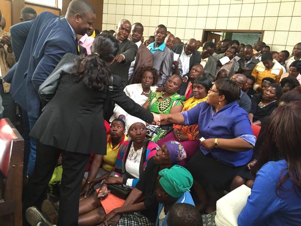 Zimbabwe arrests another veterans group leader in crackdown
