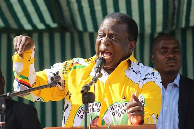Zimbabwe opposition figures team up to challenge Mugabe