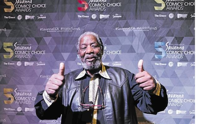 Popular South African Comedian Joe 'Sdumo' Mafela Dies