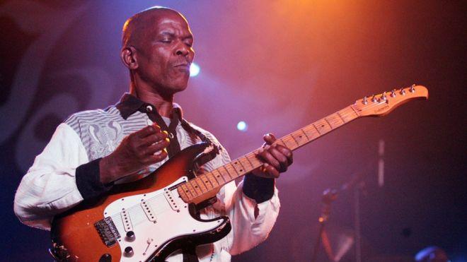 SA musician Ray Phiri has died
