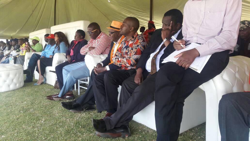 T VP Thokozani Khupe 'Boycotts' MDC Alliance Rally