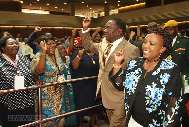 Mnangagwa Threatens To Expose All