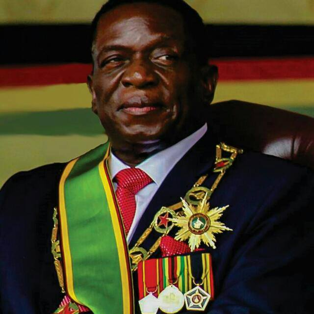 Zimbabwe's new leader vows to open country to investors