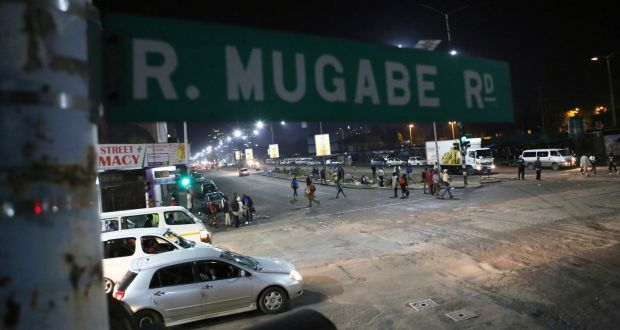 Zimbabwe's Mnangagwa says elections have to be credible,…