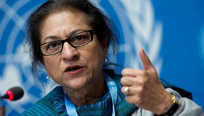 Pakistanis bid farewell to nation's most prominent activist Asma Jahangir