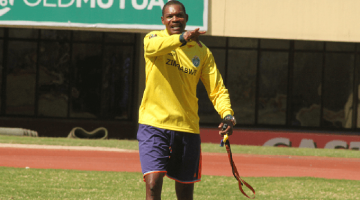 Norman Mapeza On Cloud Nine After Another Win - ZimEye - Zimbabwe News