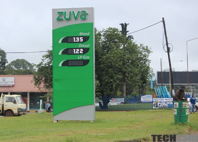 More Filling Stations To Fuel In