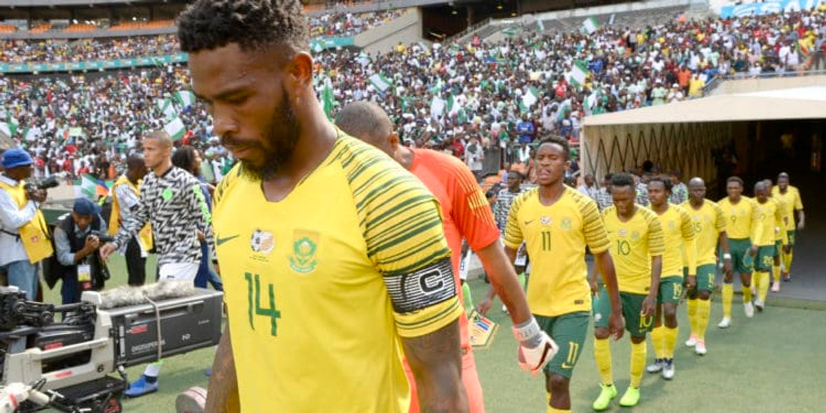 """""""We Are In A Difficult Group,"""" South Africa - ZimEye - Zimbabwe News"""