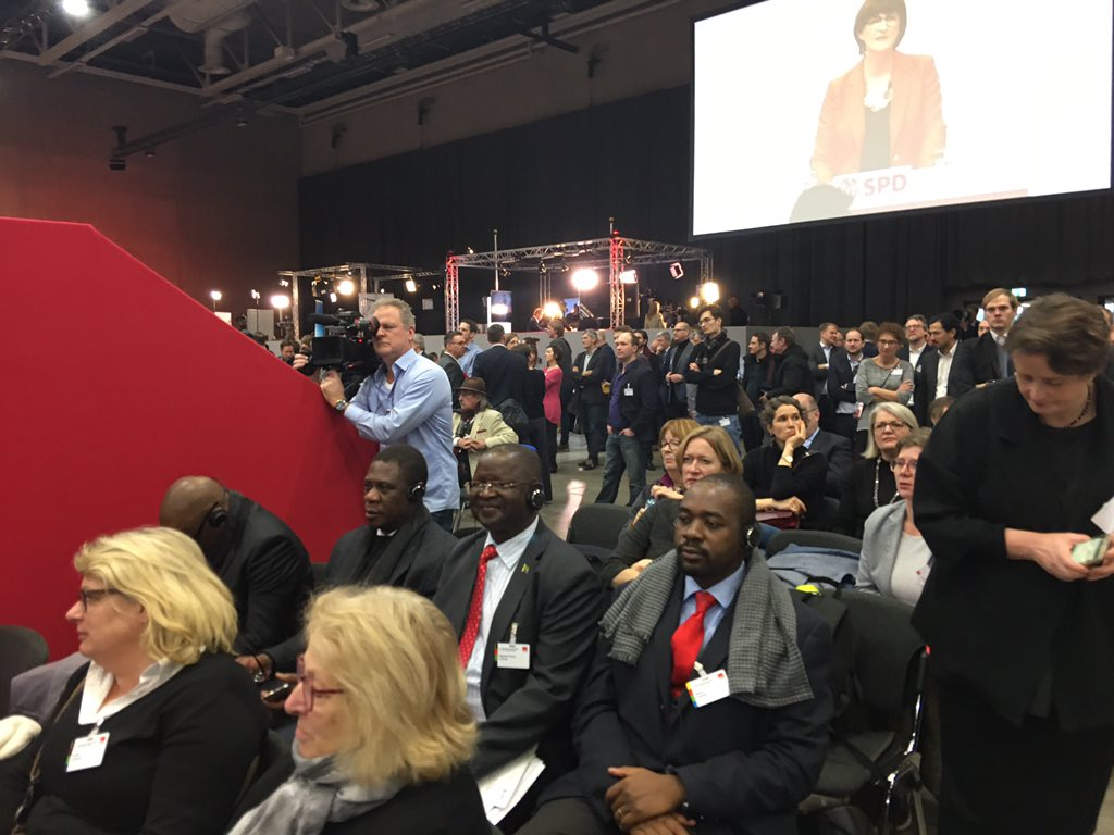 PICTURES: Chamisa In Germany | ZimEye