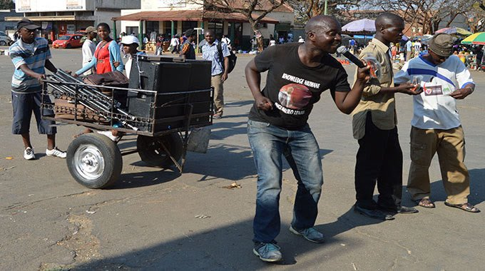 Byo Gospel Musician Injured In Push Cart Freak Accident - ZimEye - Zimbabwe News