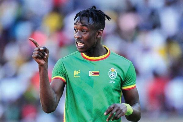 Tino Kadewere Becomes Zim's Most expensive player! - ZimEye - Zimbabwe News