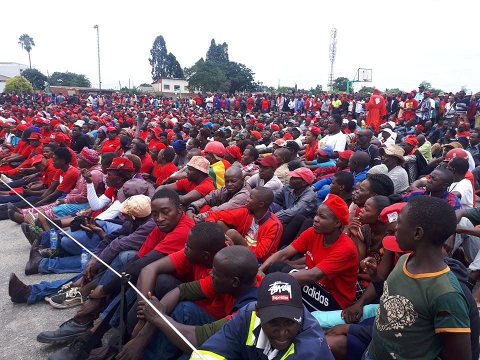 """""""Chamisa Must Be Warned, Numbers Without Strategy Are Useless,"""" Opinion thumbnail"""