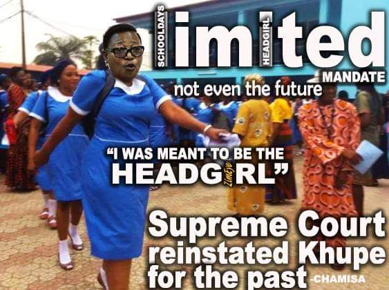 WATCH: Khupe's Supreme Court Tickly Tickle thumbnail