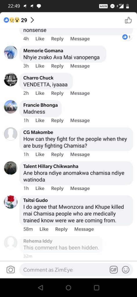 """I Do Agree Mwonzora, Khupe Killed Gogo Chamisa"" – INTERVIEW thumbnail"